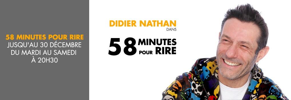 58 MINUTES POUR RIRE
